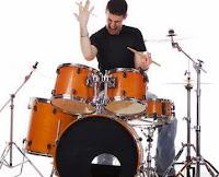 drum alat musik ritmis