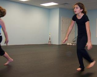 children's modern dance class charlotte
