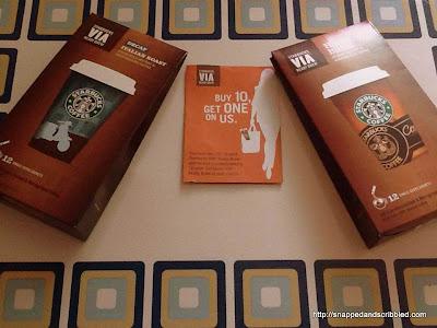 Starbucks VIA Ready Brew Buy 10, Get 1 on US