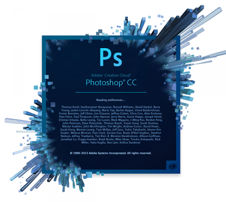 Adobe Photoshop CC 14.0 2013 Full Version