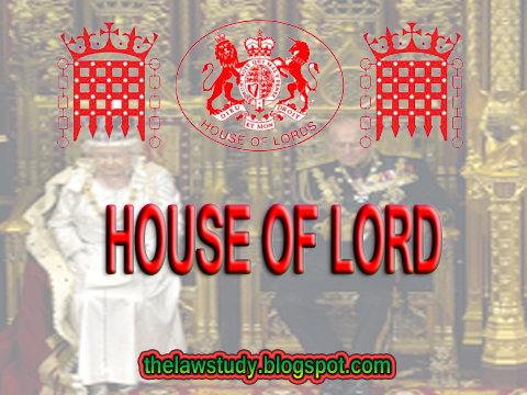 House of Lord UK