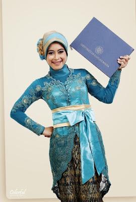 Model Hijab Wisuda Cantik