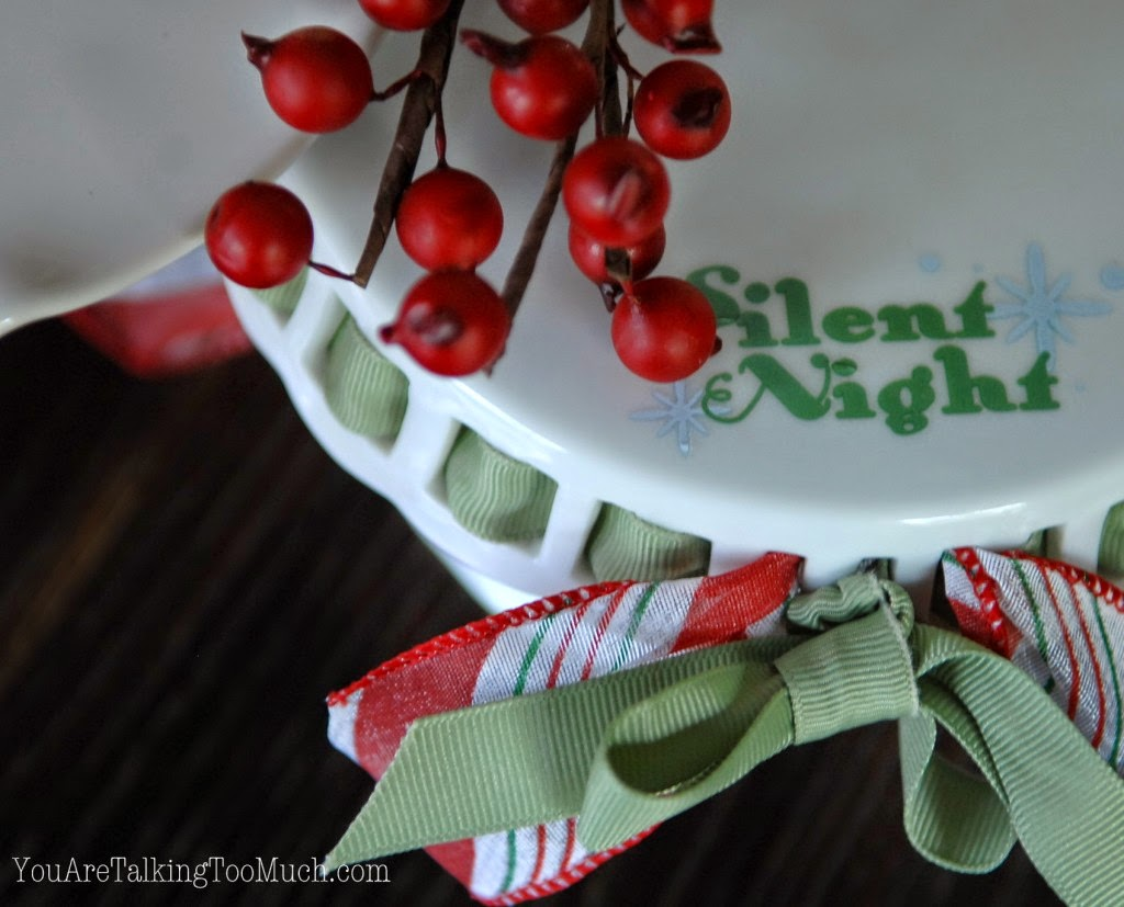 21 Beautiful Dollar Store Christmas DIYs ~ The Budget Makeover