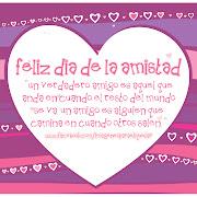 Imagenes sobre Amistad Verdadera para San Valentin 2012