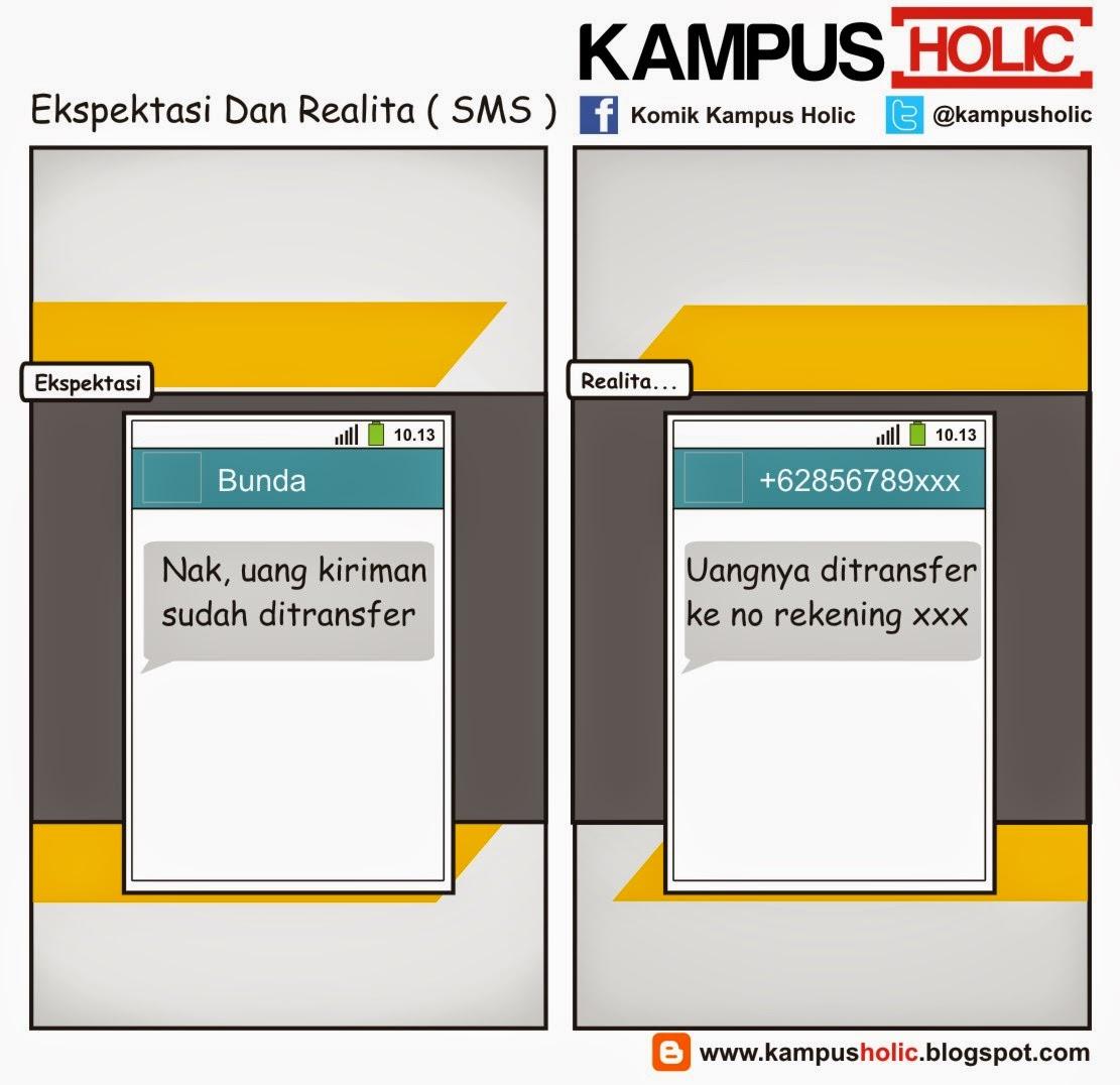 #675 Ekspektasi Dan Realita ( SMS )