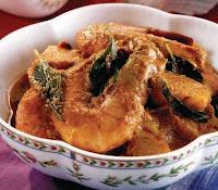 Resep Masakan Menu Kari Udang dan Nanas ala Thai andalan Chef Wan