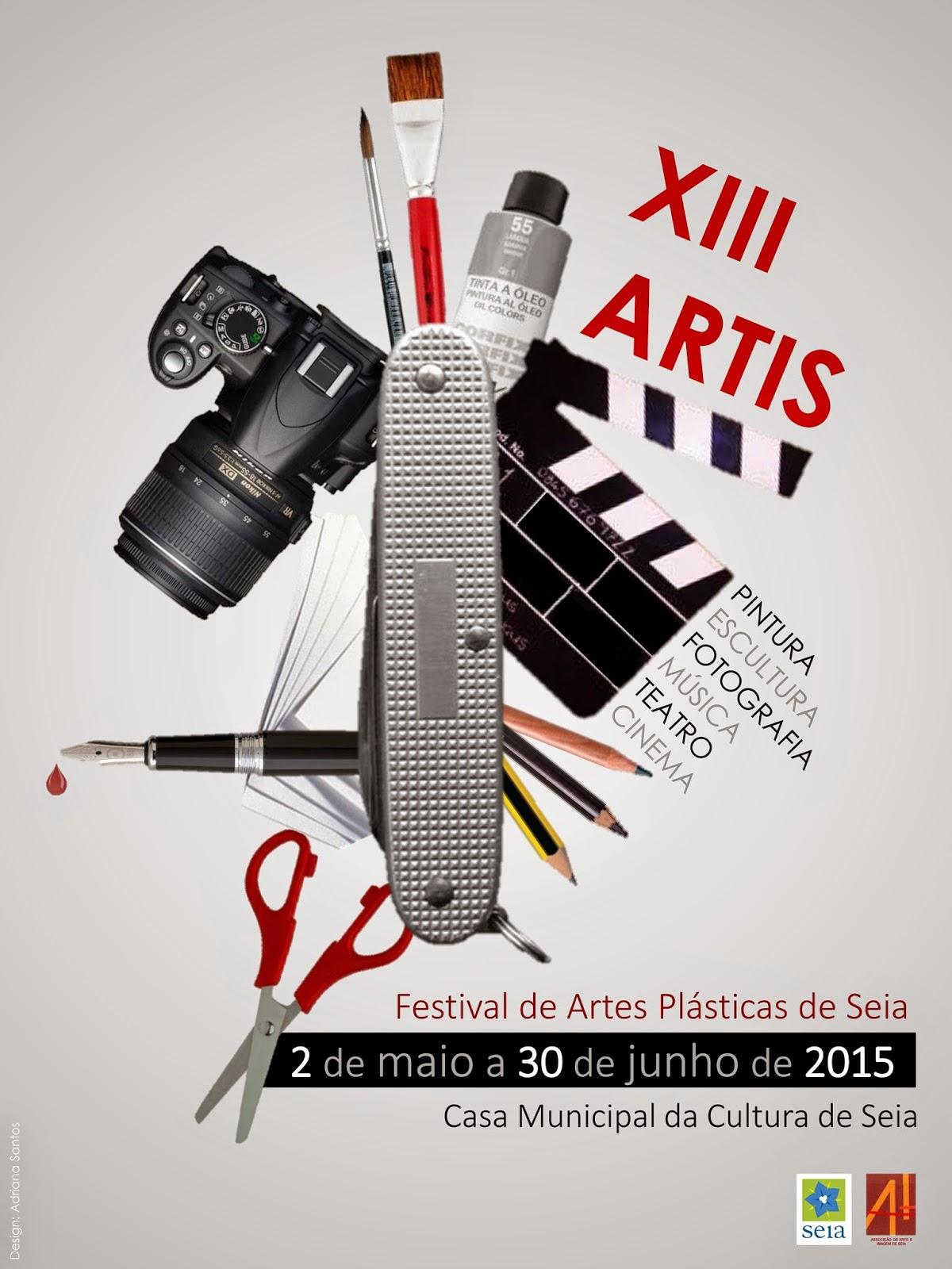 Catálogo ARTIS 2015