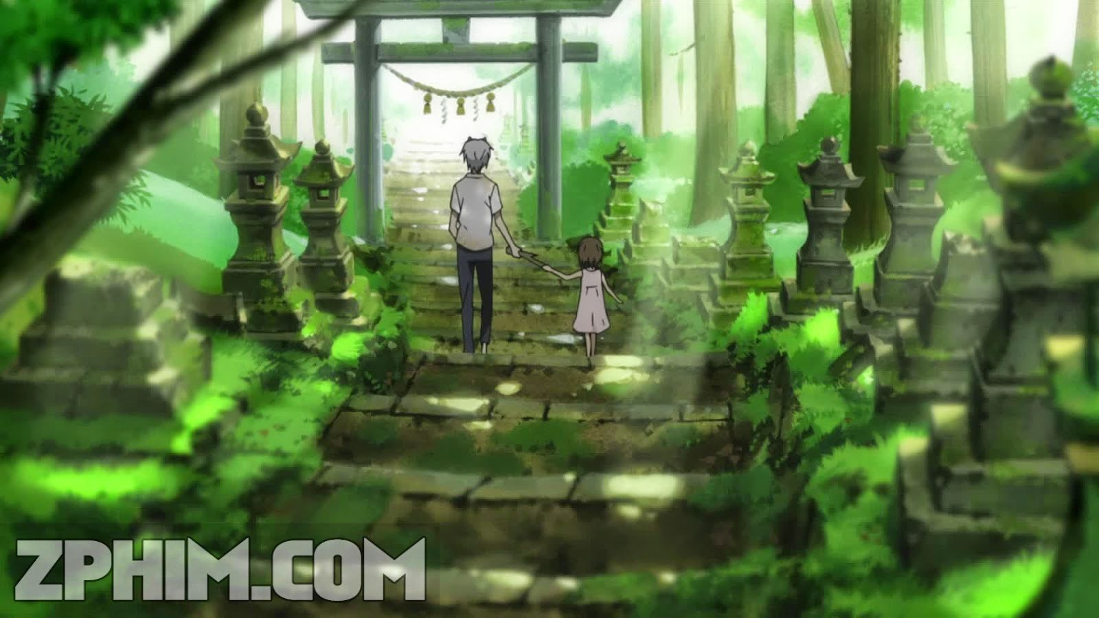Ảnh trong phim Bản Tình Ca - Hotarubi No Mori E 3