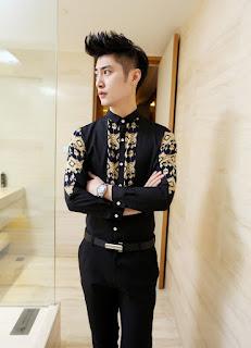 Model Kemeja Pria Lengan Panjang Korea Terbaru Murah Berkualitas 2016