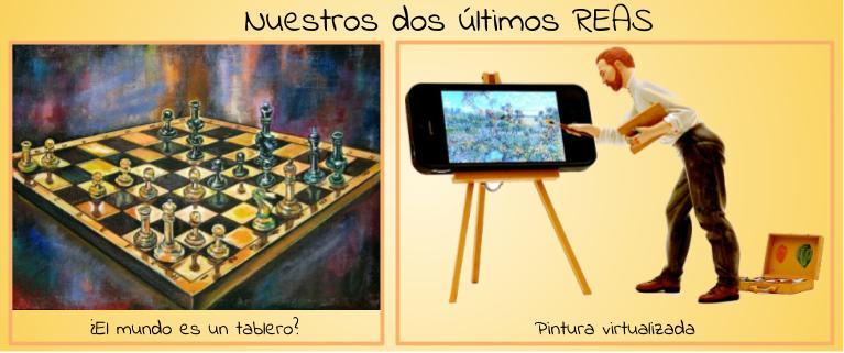 ¿El mundo es un tablero? y Pintura virtualizada