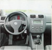 vw vento 2.0 tfsi interior y equipamiento