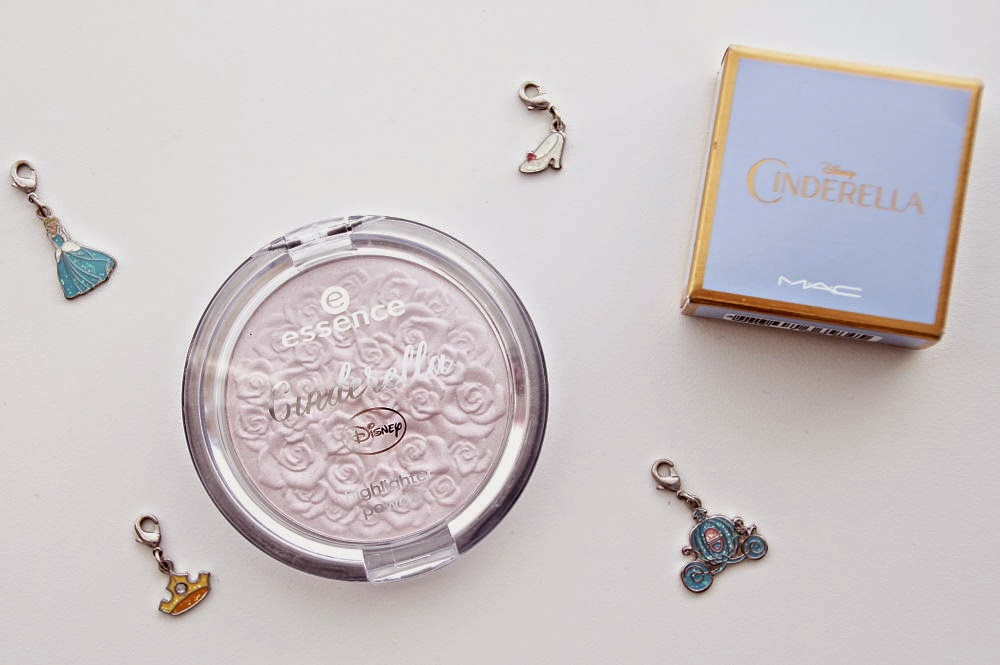 fancy, manners, fancymanners, blog, fashion, fashionblog, blogger, fashionblogger, beauty, makeup, make-up, cinderella, limited edition, collection, glass slipper, lightly tauped, MAC, Essence, studio eye gloss, highlighter, review, swatch, swatches