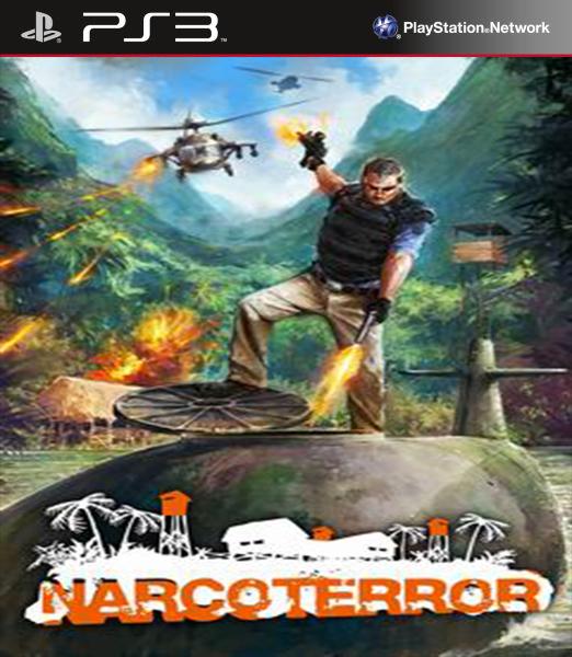[PS3] Narco Terror [Cfw 4.40] (2013)
