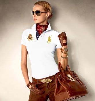 Yellow Polo Shirt Womens