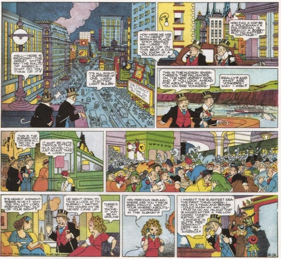 norsk tegneserie blondie tegneserie
