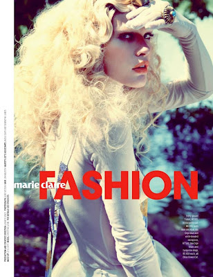 marie flaire fashion, model christina gottschalk, fashion photographer nyc, marie claire south africa