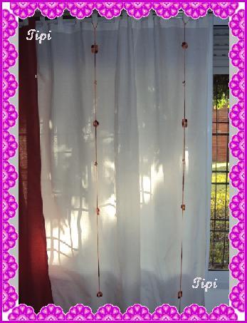 Artesanias tipi adornos para cortinas tejidos al crochet 18 - Adornos para cortinas ...