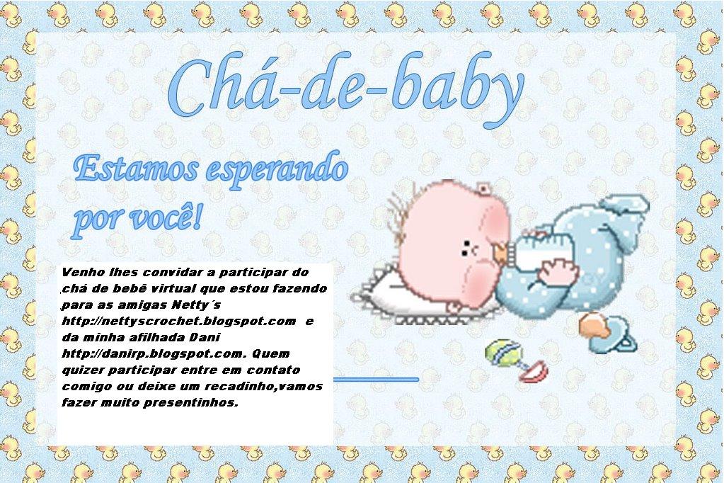 Lista de Chá de Bebê- Simples, Completa