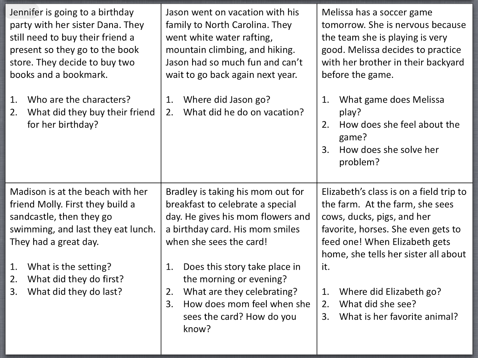 worksheet Elements Of A Story Worksheet reading comprehension worksheets middle school abitlikethis on the story elements