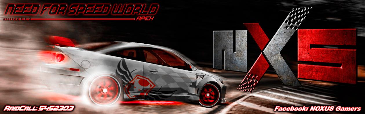 NOXUS Need For Speed World