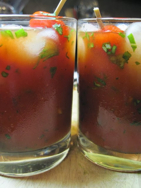Caprese Cocktail Recipe