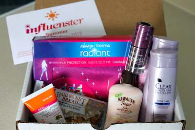Influenster Summer Beauty VoxBox 2012