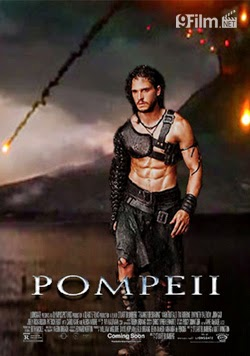Pompeii 2014 poster