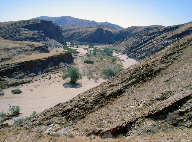 Kuiseb Namibia
