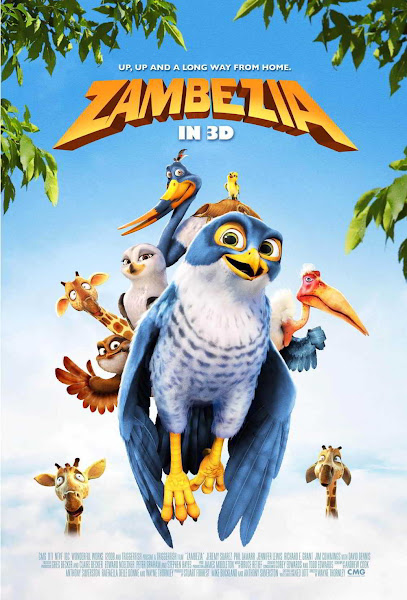 Zambezia DVDR NTSC Espaol Latino