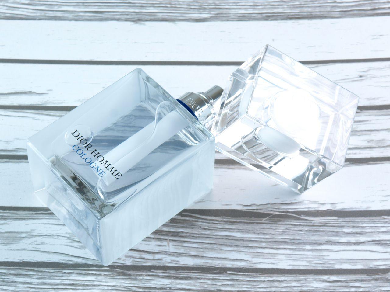 Dior Homme Cologne Eau de Toilette: Review