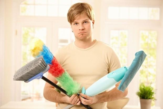 Здоровая и душевная уборка: просто и полезно.