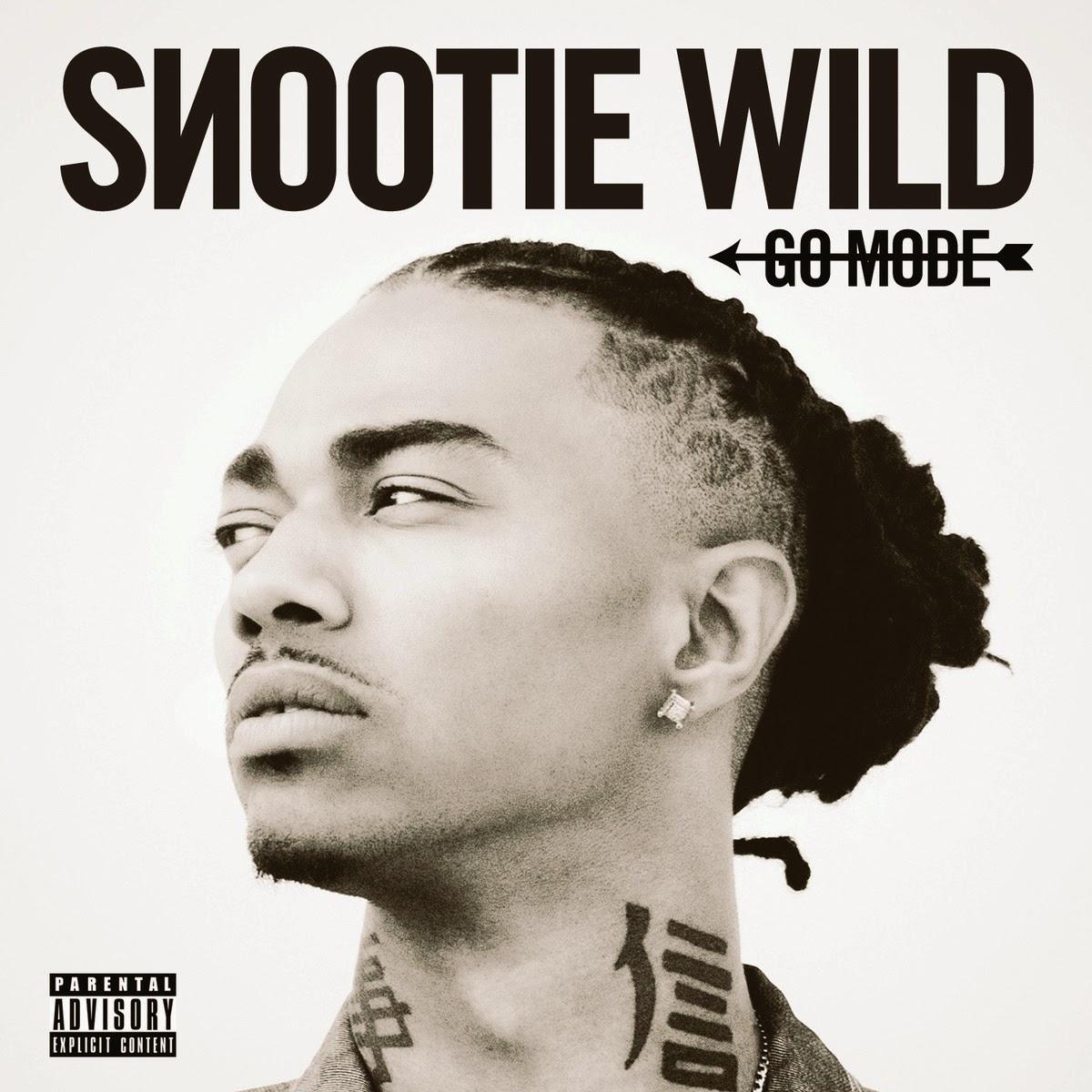 Snootie Wild - Go Mode - EP Cover