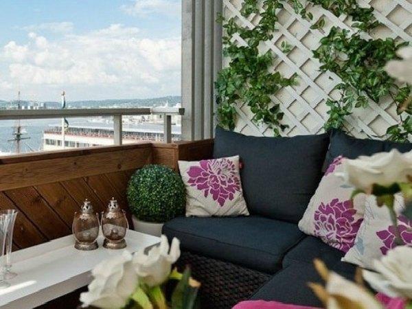 Sorprende decorando tu balc n o terraza con estos 7 for Decorar terrazas barato