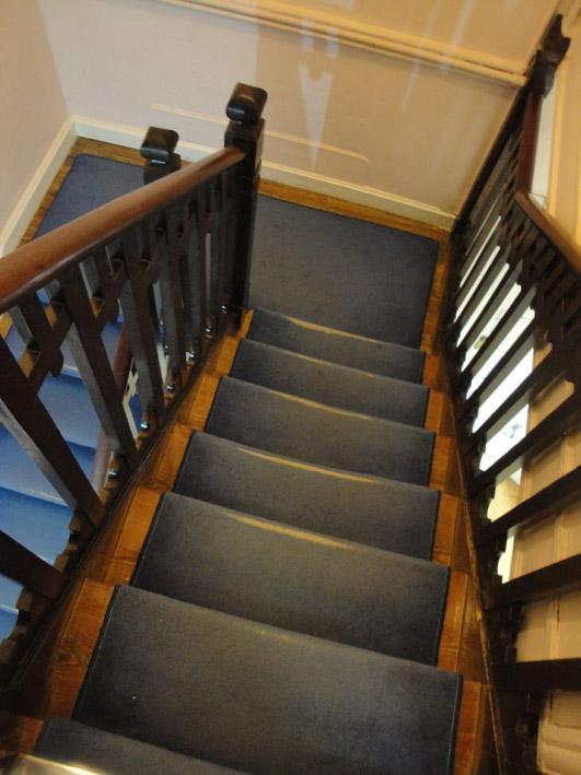 Que fluya la informaci n elena quiroga abarca - Escaleras para sotanos ...