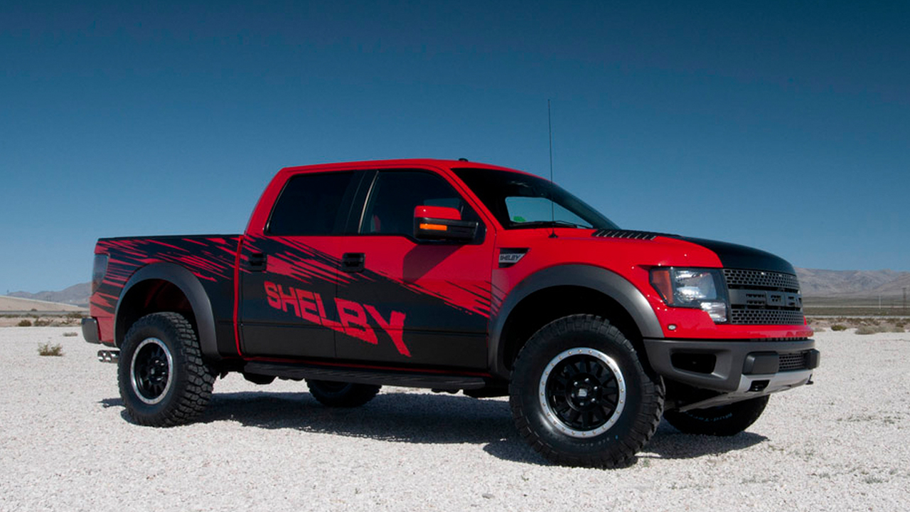 2013 shelby ford f 150 svt raptor 6 2 v8 575 hp carwp. Black Bedroom Furniture Sets. Home Design Ideas