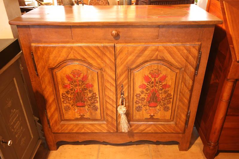 Antiquit s brocante c te d 39 azur bahut en sapin a vendre - Vendre ses meubles anciens ...