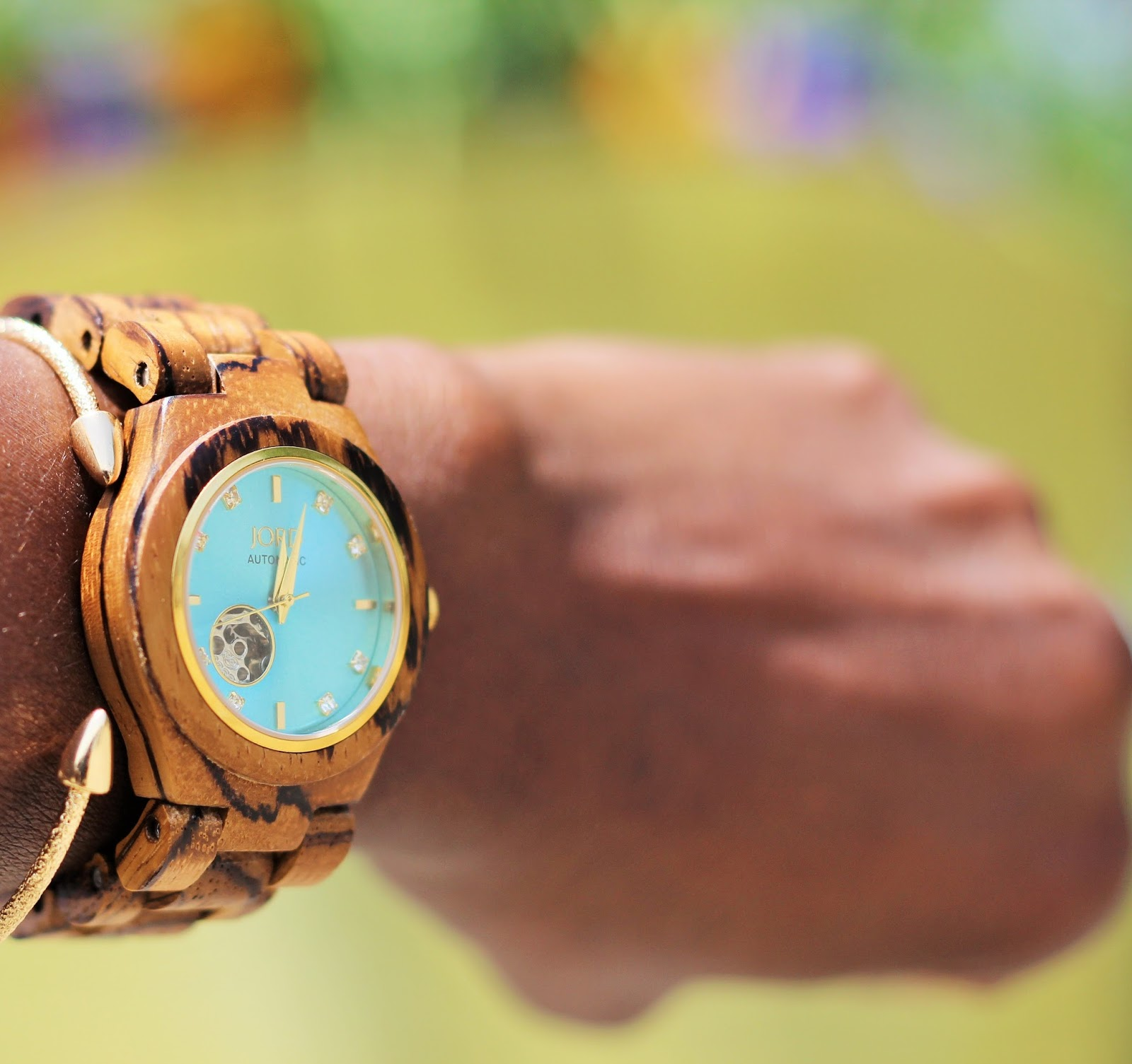 JORD WOOD WATCHES: CORA SERIES