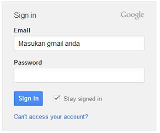 Pendaftaran webmaster google