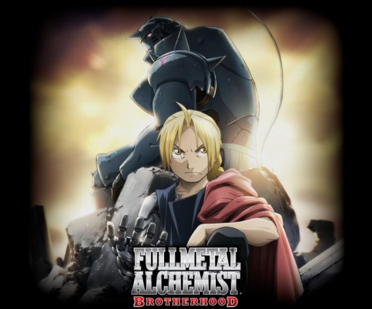 Anime : Fullmetal Alchemist brotherhood ~ The GeeKs NetworK