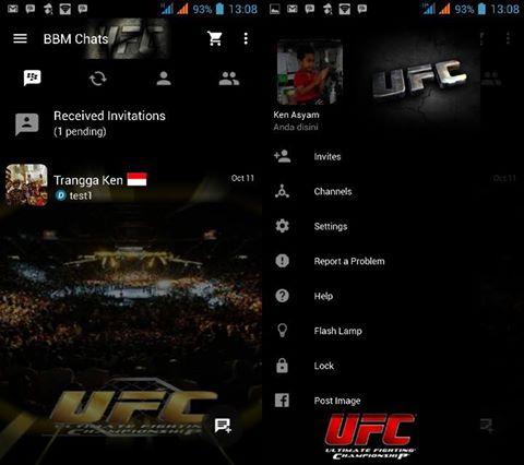 Preview BBM UFC