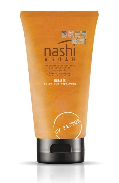 nashi argan Maschera After Sun Repairing