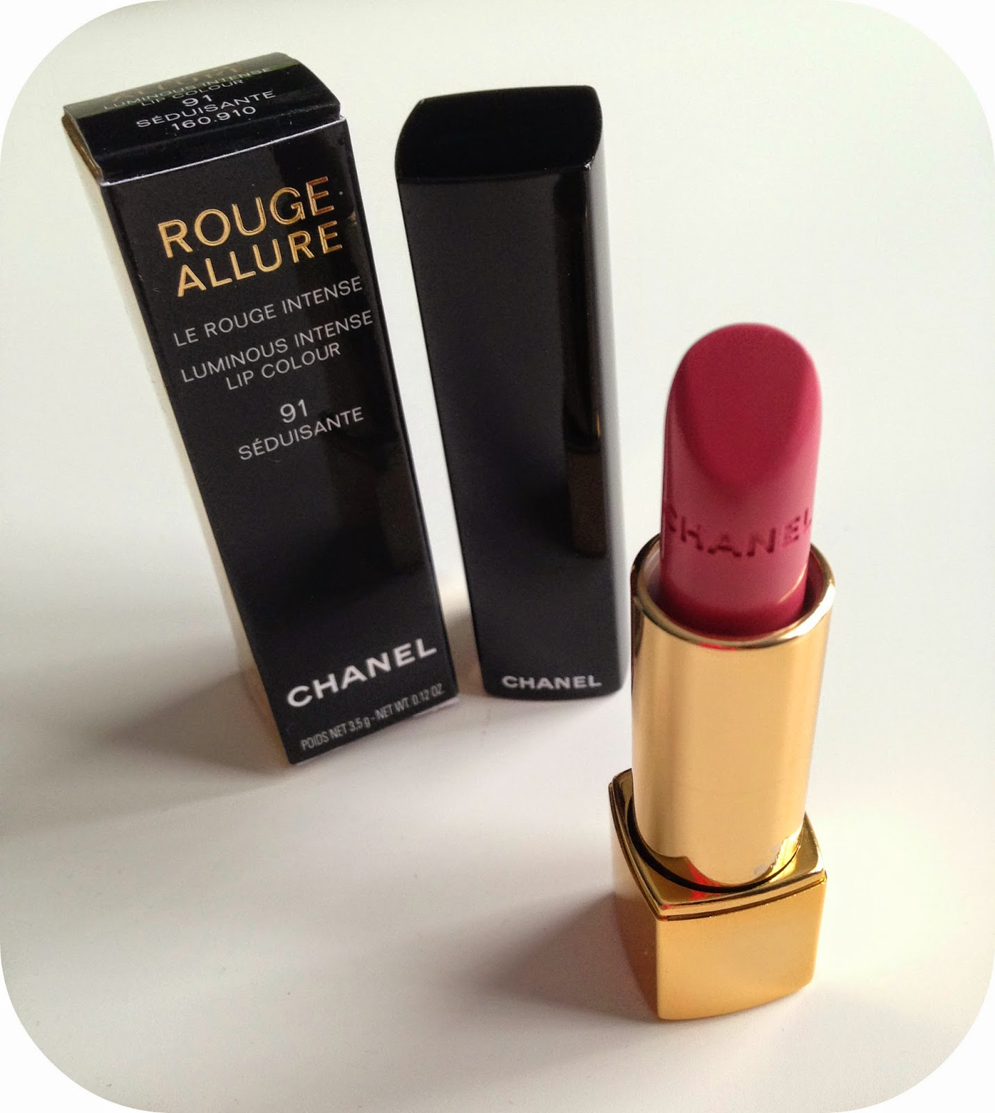 Chanel Rouge Allure 91 Chanel Rouge Allure 91