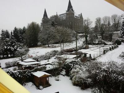 Winterlandschaft, Hessen