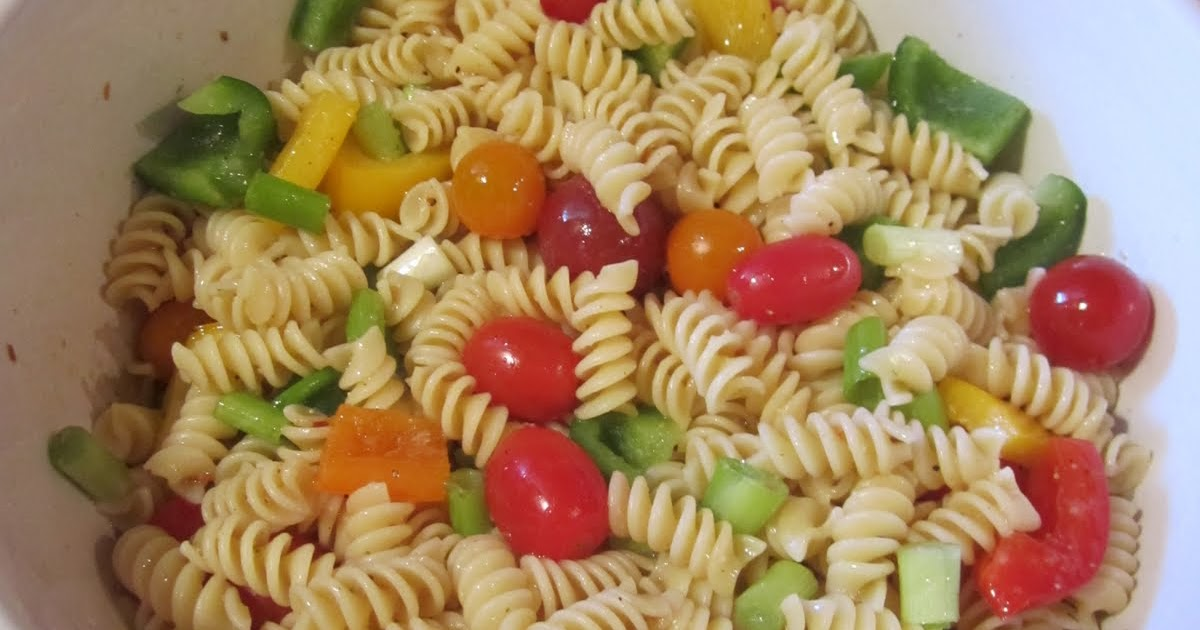 Wendys Hat How To Make A Cold Pasta Salad Recipe