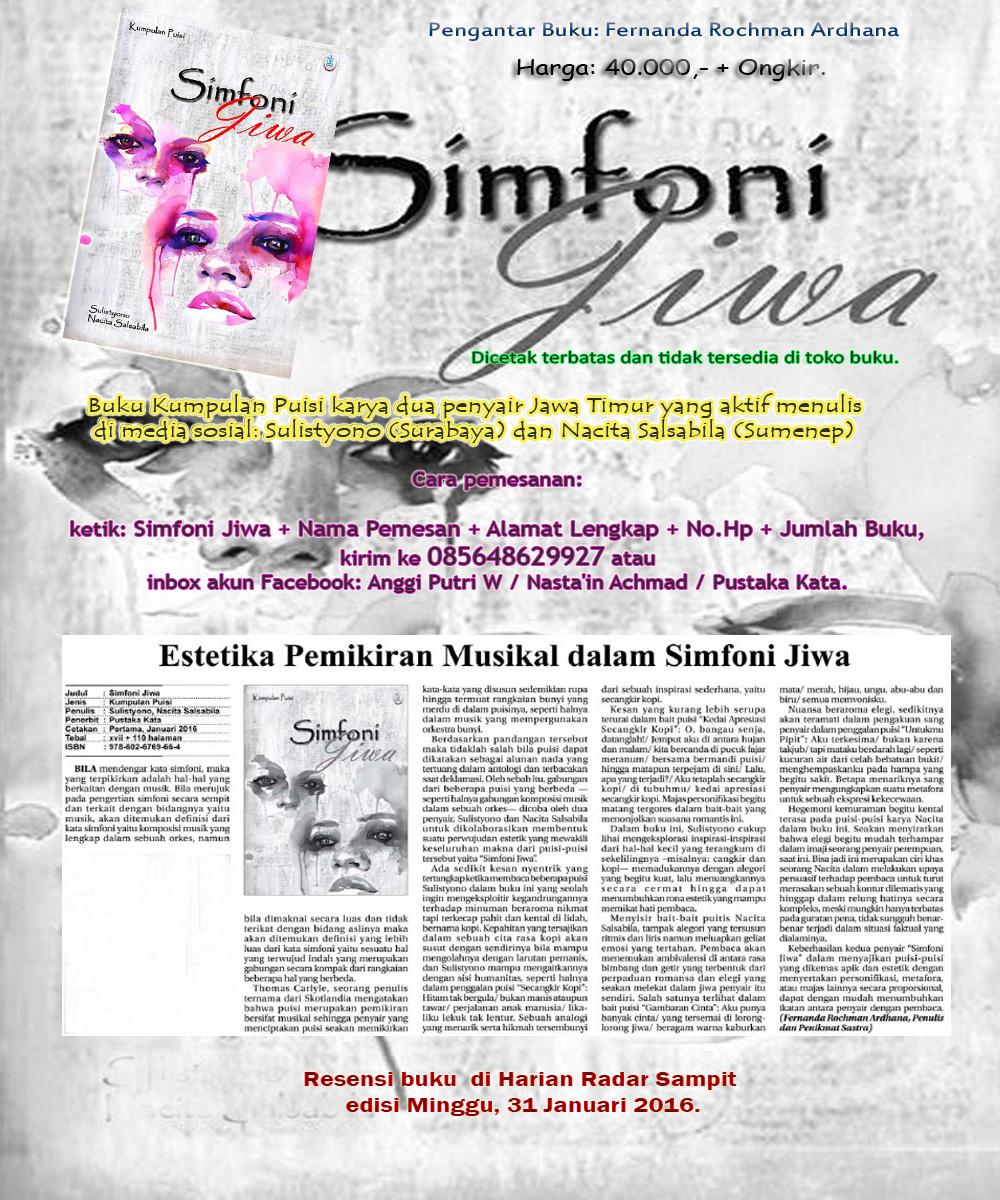 """PROMO """"Simfoni Jiwa"""""""