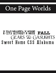 One Page Worlds