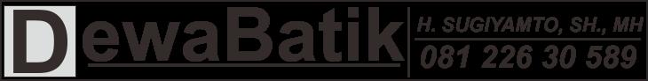 Dewa Batik - 08122630589 | Grosir Batik Murah | Grosir Batik | Seragam Batik | Kain Batik