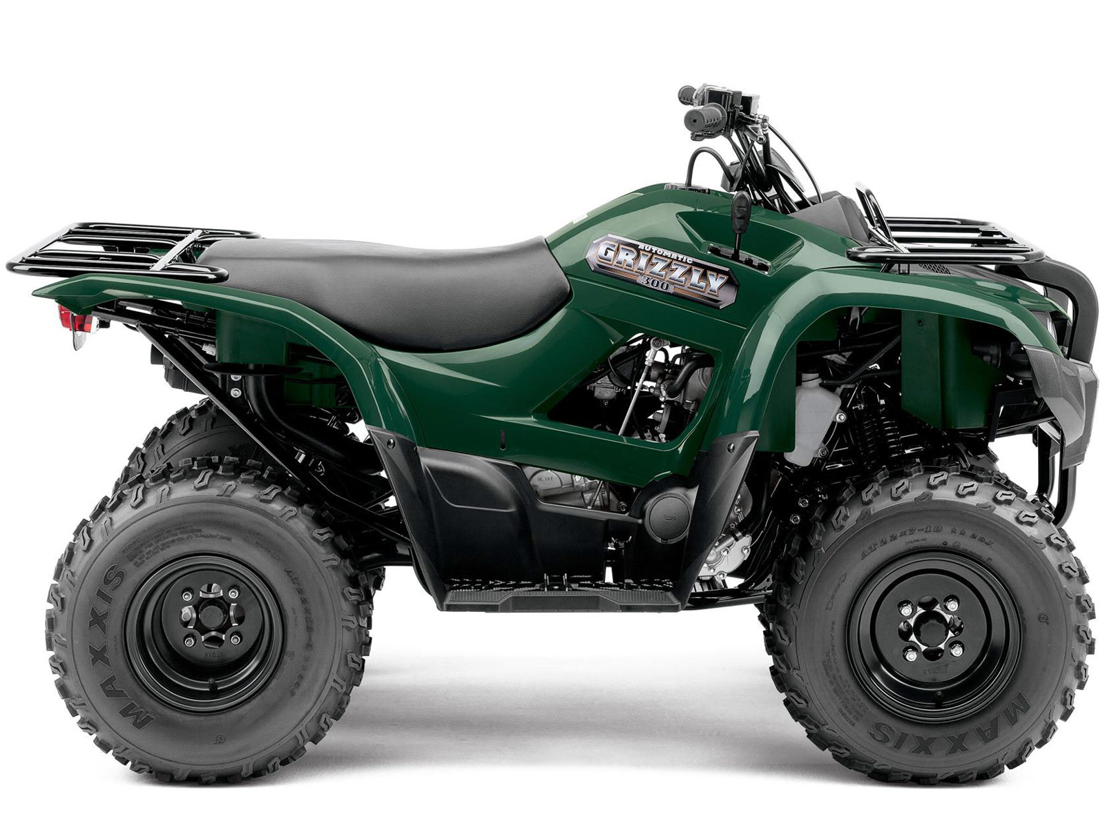 2013 yamaha grizzly 300 automatic atv pictures