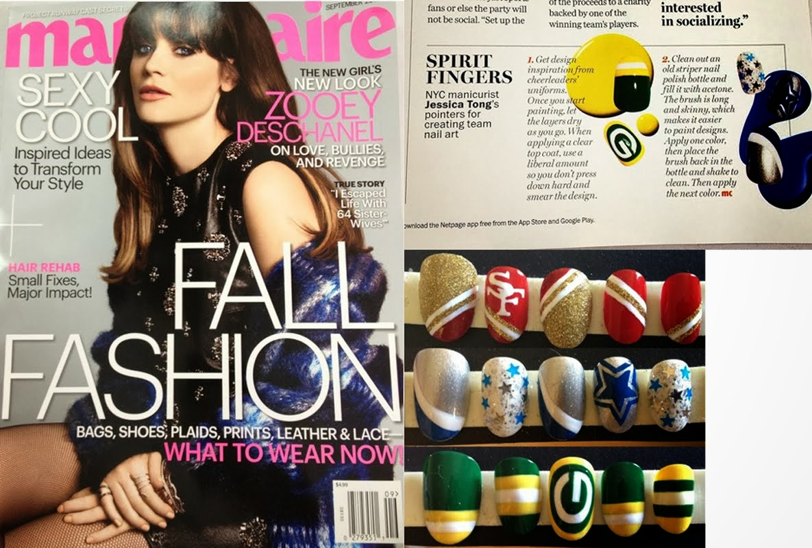 September 2013 Marie Claire