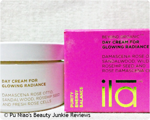 iLa Spa Day Cream Glowing Radiance